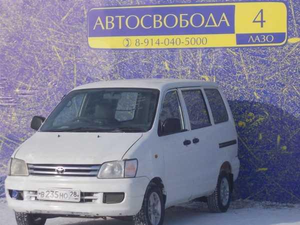 Toyota Town Ace Noah, 1998 год, 145 000 руб.
