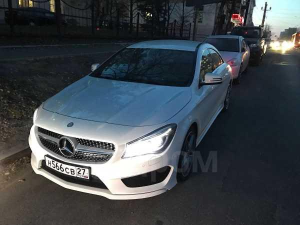 Mercedes-Benz CLA-Class, 2015 год, 1 650 000 руб.