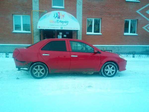 Geely MK, 2008 год, 160 000 руб.