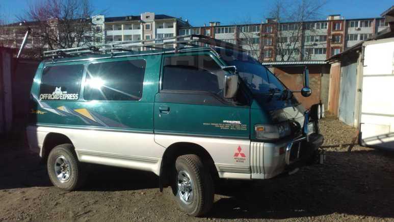 Mitsubishi Delica, 1993 год, 480 000 руб.