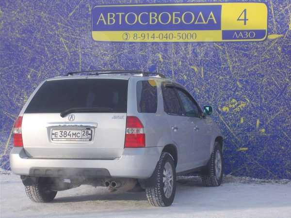 Acura MDX, 2003 год, 500 000 руб.