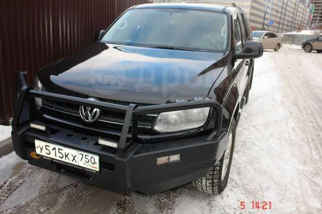 Volkswagen Amarok, 2011 год, 970 000 руб.