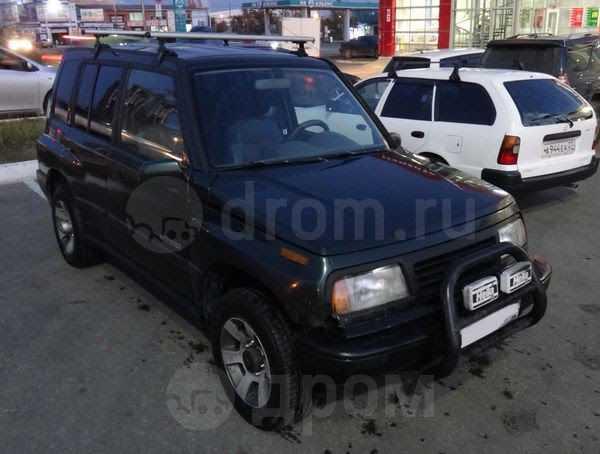 Suzuki Vitara, 1997 год, 260 000 руб.