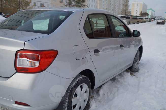 Renault Logan, 2015 год, 525 000 руб.