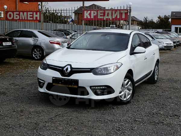 Renault Fluence, 2014 год, 665 000 руб.