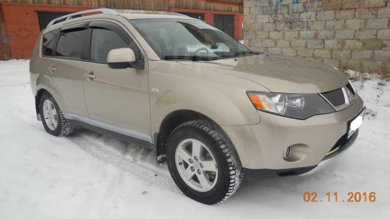 Mitsubishi Outlander, 2007 год, 650 000 руб.