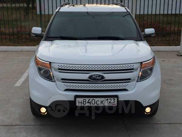 Ford Explorer, 2015 год, 1 999 000 руб.