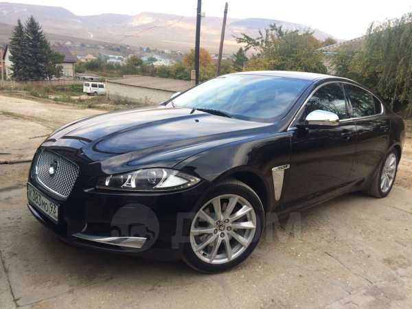 Jaguar XF, 2012 год, 1 450 000 руб.