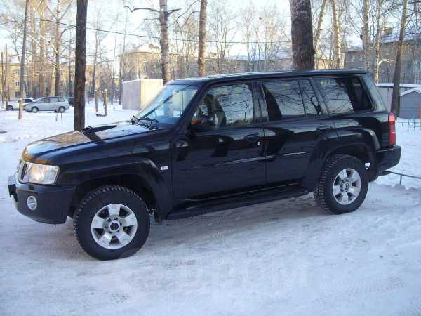 Nissan Patrol, 2005 год, 1 555 000 руб.
