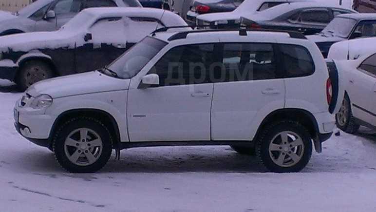 Chevrolet Niva, 2014 год, 530 000 руб.
