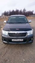 Toyota Hilux Pick Up, 2013 год, 1 650 000 руб.