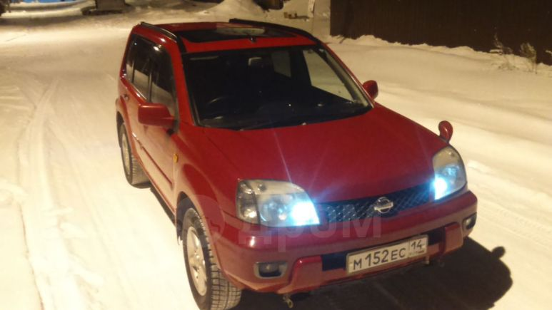 Nissan X-Trail, 2001 год, 399 999 руб.