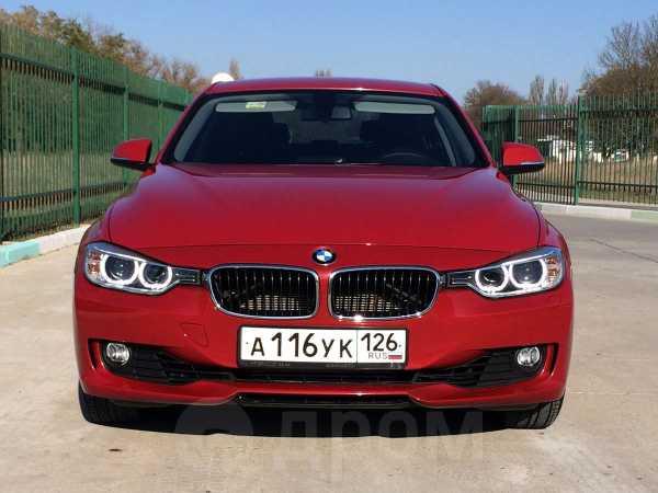 BMW 3-Series, 2015 год, 1 399 000 руб.