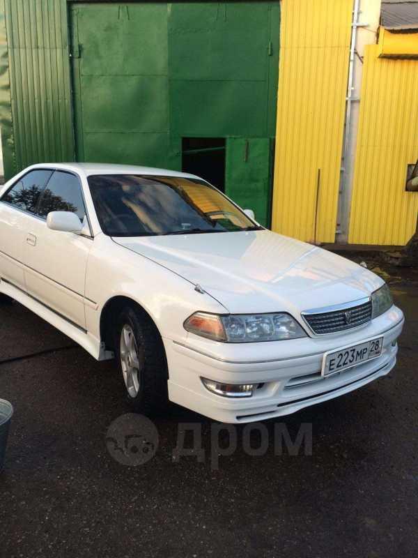 Toyota Mark II, 2000 год, 280 000 руб.