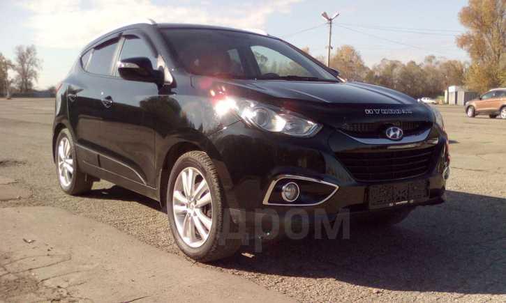 Hyundai ix35, 2012 год, 985 000 руб.