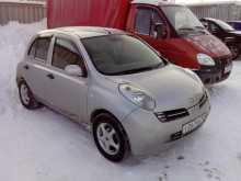 Nissan March, 2005 г., Пермь