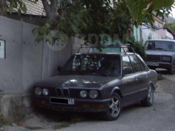 BMW 5-Series, 1987 год, 65 000 руб.