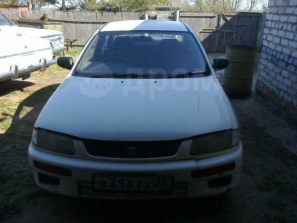 Mazda Familia, 1994 год, 40 000 руб.