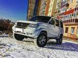 Иркутск УАЗ Патриот 2014