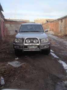 Ангарск Land Cruiser 2002