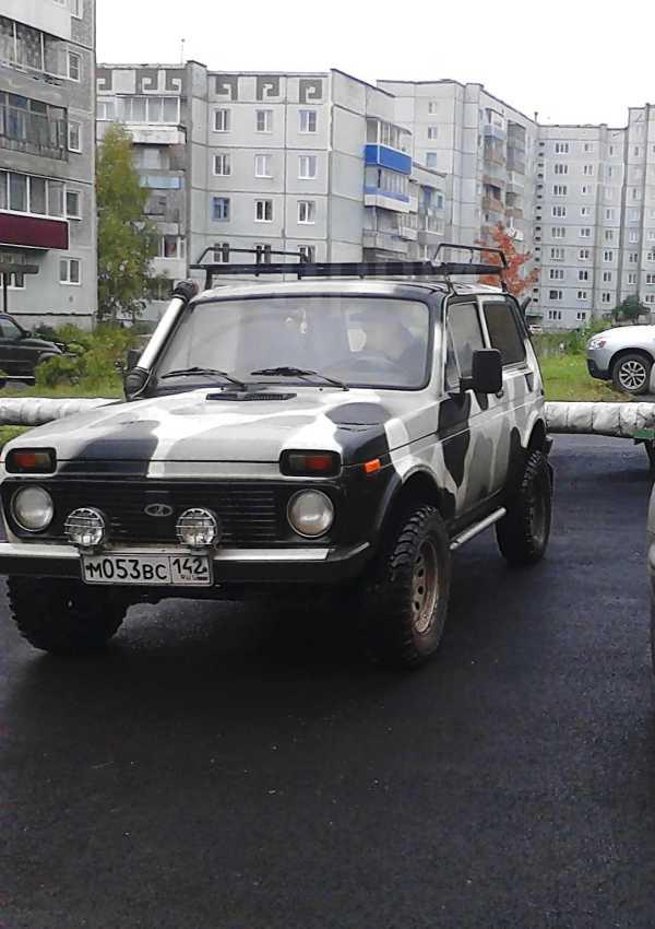 Лада 4x4 2121 Нива, 1990 год, 105 000 руб.