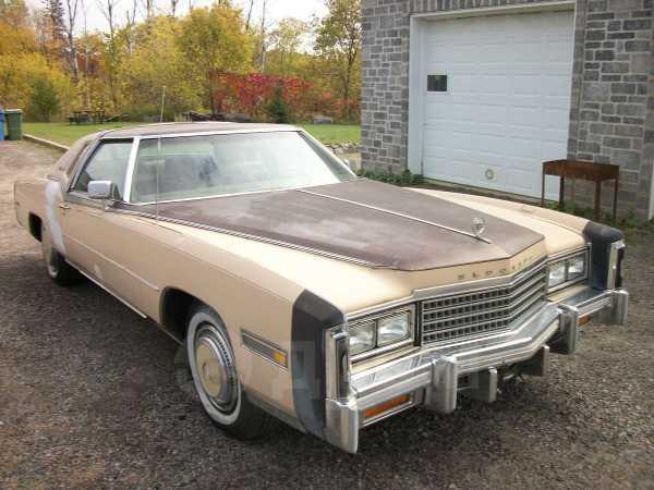 Cadillac Eldorado, 1978 год, 1 100 000 руб.