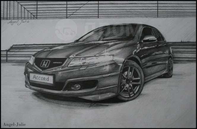 Honda Accord, 2003 год, 325 000 руб.