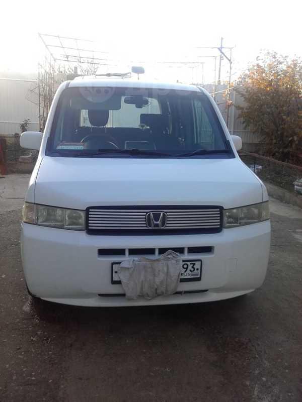 Honda Mobilio Spike, 2003 год, 280 000 руб.