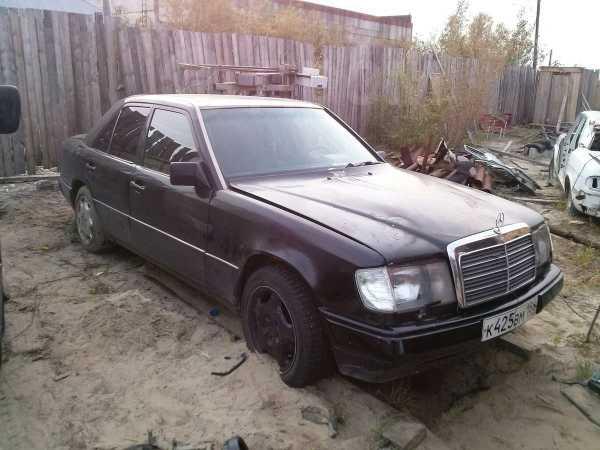 Mercedes-Benz E-Class, 1992 год, 40 000 руб.