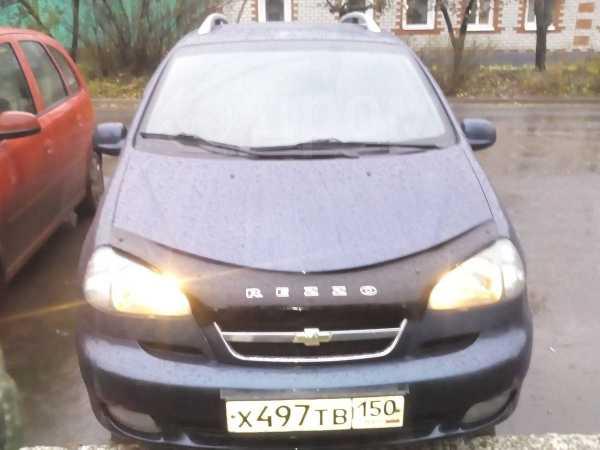Chevrolet Rezzo, 2008 год, 350 000 руб.