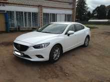 Шахунья Mazda Mazda6 2014