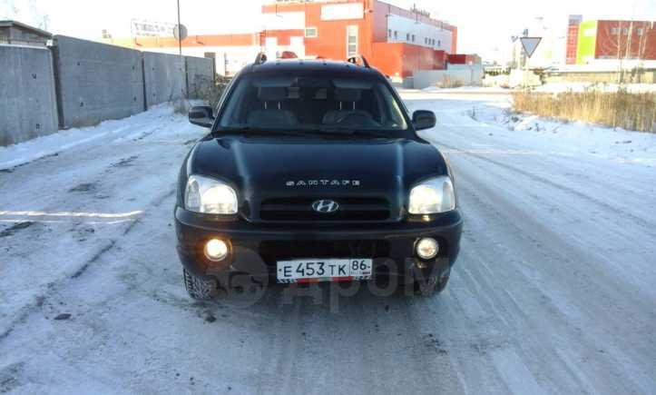 Hyundai Santa Fe Classic, 2009 год, 525 000 руб.