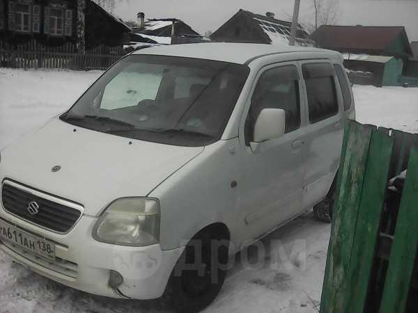 Suzuki Wagon R Plus, 1999 год, 145 000 руб.