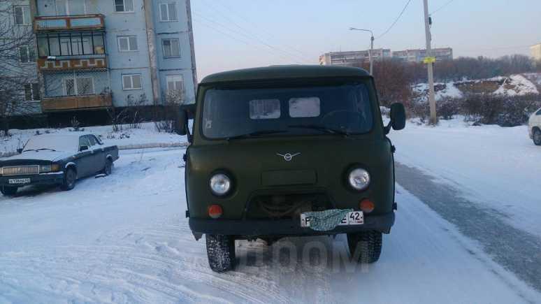 УАЗ Буханка, 1999 год, 145 000 руб.