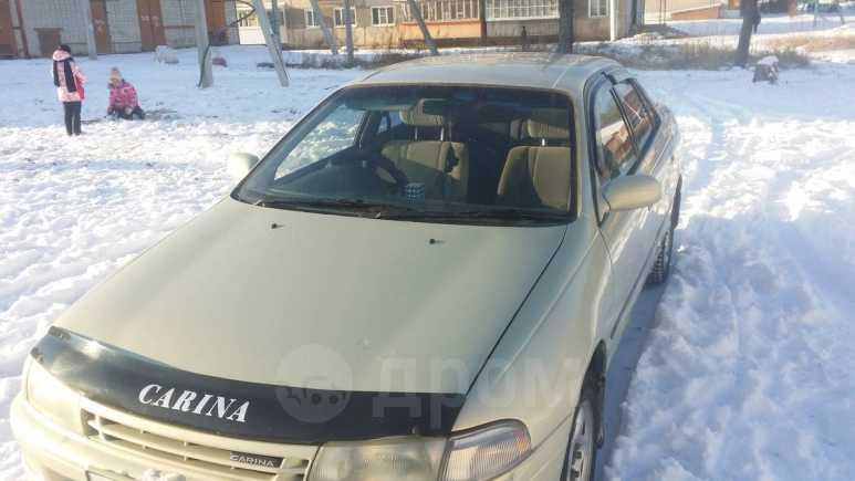 Toyota Carina, 1993 год, 122 000 руб.