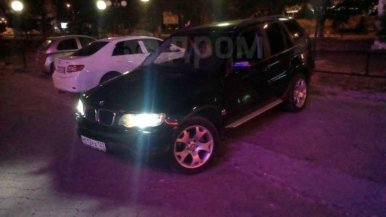 BMW X5, 2002 год, 540 000 руб.