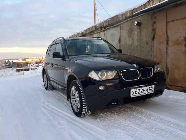 BMW X3, 2006 год, 770 000 руб.