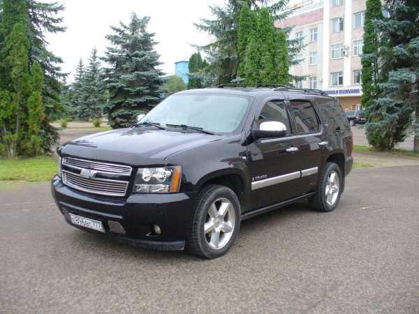 Chevrolet Tahoe, 2008 год, 1 200 000 руб.