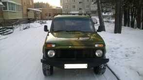 Лесосибирск 4x4 2121 Нива 1983