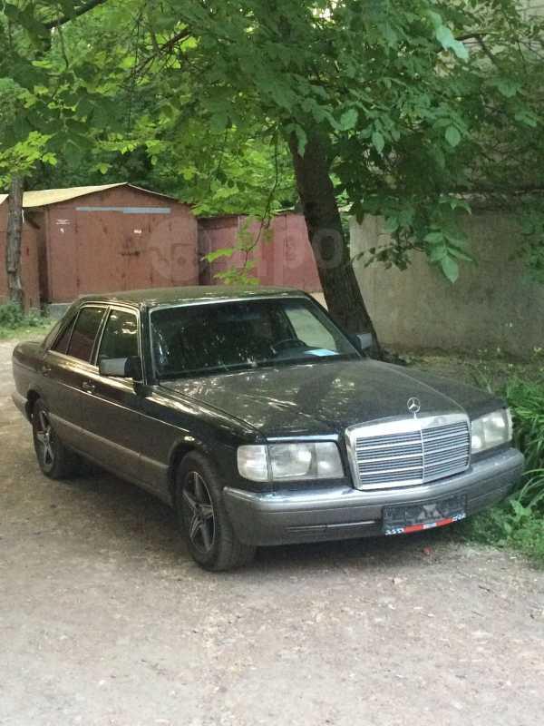 Mercedes-Benz S-Class, 1984 год, 150 000 руб.