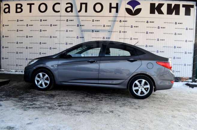 Hyundai Solaris, 2011 год, 459 000 руб.