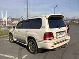 Владивосток Лексус ЛХ 470 2003