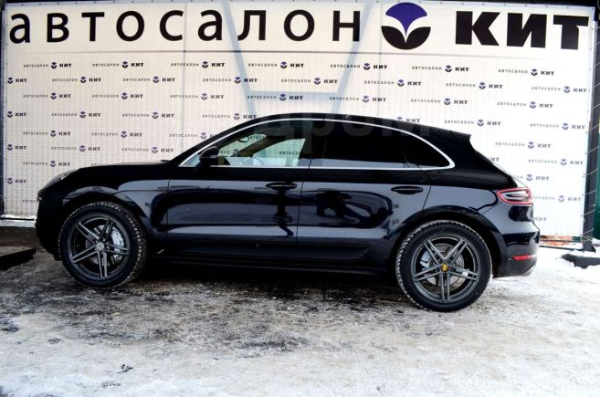 Porsche Macan, 2014 год, 2 990 000 руб.