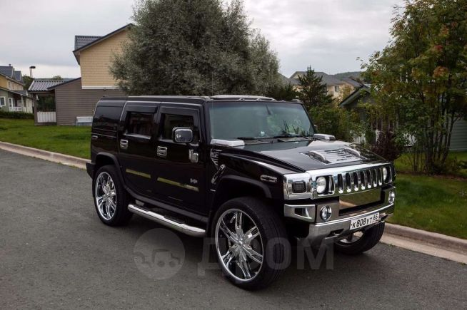 Hummer H2, 2005 год, 1 600 000 руб.