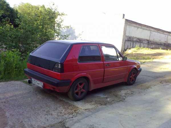 Volkswagen Golf, 1987 год, 60 000 руб.