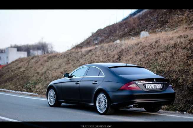 Mercedes-Benz CLS-Class, 2004 год, 750 000 руб.