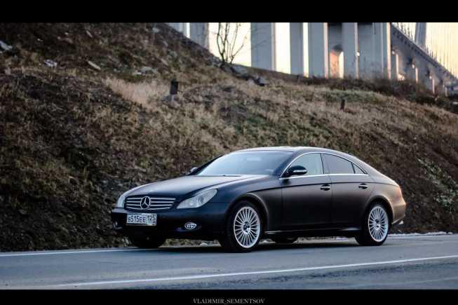 Mercedes-Benz CLS-Class, 2004 год, 700 000 руб.
