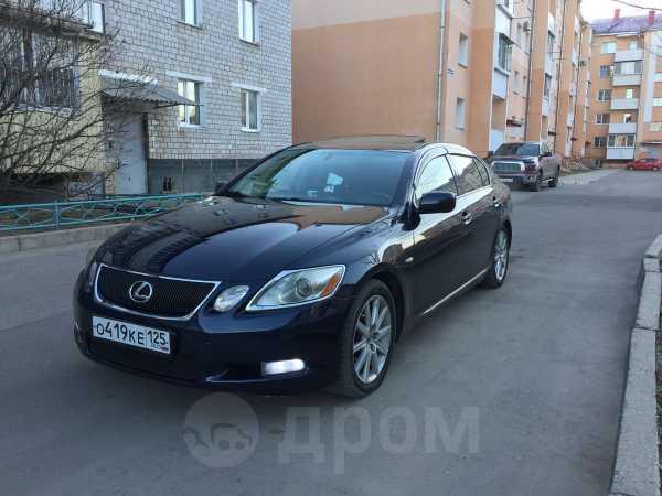 Lexus GS300, 2006 год, 850 000 руб.