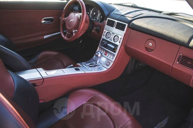 Chrysler Crossfire, 2004 год, 770 000 руб.