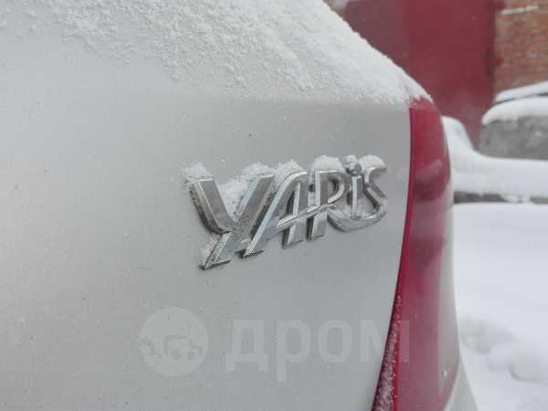 Toyota Yaris, 2008 год, 369 000 руб.